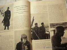 REVISTA ASPA. 28-I-1942. Nº 112. DIVISION AZUL. (Militar - II Guerra Mundial)