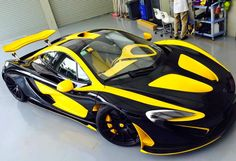 McLaren P1 TuningCult.com Support For All Tuning Lovers.