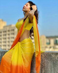 Beautiful Blonde Girl, Beautiful Girl Photo, Beautiful Girl Indian, Most Beautiful Indian Actress, Beautiful Saree, Beautiful Actresses, Beautiful Women, Indian Tv Actress, Indian Actresses