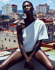 Achok Majak & Havana Locals by Mikael Jansson for Porter Magazine #10 Fall 2015 [Editorial]