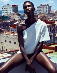 Achok Majak & Havana Locals by Mikael Jansson for Porter Magazine #10 Fall 2015  [Editorial]