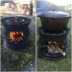 Vanadest velgedest tulekolle.