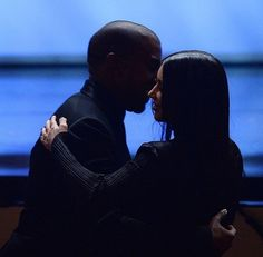 Couple of the year. Kanye and Kim!! Rosalyn