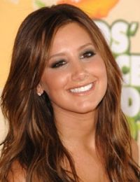 Ashley Tisdale- then this makes me want to stay light lol