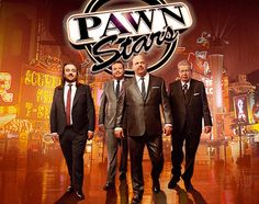 I like the show Pawn Stars because I love learning new information. With each item someone brings in, you learn the culture and history surrounding the item.