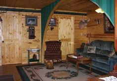 Image result for shipping container cabin