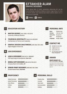 106 Mejores Imagenes De Curriculums Creativos Design Resume
