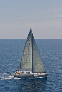 Bavaria 50 Cruiser   - Type:Sailing Boat   - Lenght:15.4 m   - Daytime capacity:11