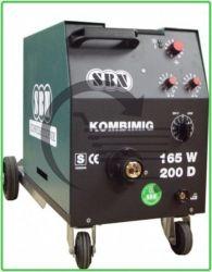 Werkstattportal24 - Schutzgasschweißgerät Kombimig 165 W / 200 Sb_15000