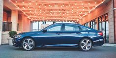 Style comes naturally with the Honda Accord. Honda Accord Touring, Seat Available, The Door Is Open, Blue Led Lights, Honda S, Head Up Display, High Beam, Audio System, Alloy Wheel