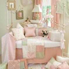 Meadow 4 Piece Baby Crib Bedding Set by Glenna Jean by Glenna Jean, http://www.amazon.com/dp/B0049DEOOM/ref=cm_sw_r_pi_dp_i6i.rb12FBMFV