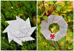 How to Fold an Eight Pointed Transforming Ninja Star