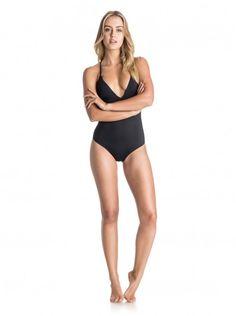 1d1d35256c7 Roxy Wrapsody Deep V One Piece Swimsuit Swimwear | Clothing Cut Out  Swimsuits, Women's One