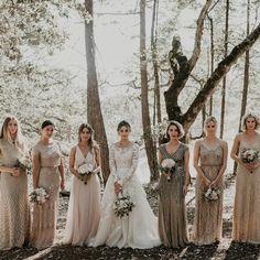 """86 mentions J'aime, 2 commentaires - Mariée - Blog de Casamentos (@mariee_weddings) sur Instagram: """"Brilho durante o dia para as madrinhas! Ideia aprovada?  . Se estiver Noiva temos um grupo…"""""""