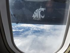 Nice view on a flight to Pullman.