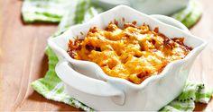 Cheesy Buffalo Mac & Cheese