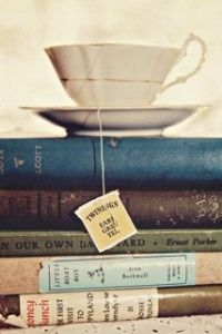 """""""You can never get a cup of tea large enough or a book long enough to suit me."""" -C.S. Lewis."""