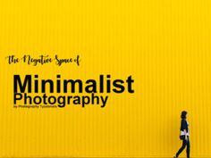 Minimalist photography is the counterpart of the minimalism style of arts in the century. Photographers employs this style of taking photographs Photography Guide, Beach Photography, Photography Tutorials, Couple Photography, Photography Equipment, Negative Space Photography, Rule Of Thirds Photography, Minimalist Photos, Minimalist Photography