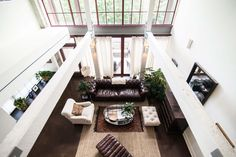 Homeplace: Sissipahaw Lofts in Saxapahaw | Our State Magazine | After the textile industry left town, Saxapahaw has since been revitalized. Part of the town's mill has been converted into a living space known as the Sissipahaw Lofts, made beautiful by those who call it home.