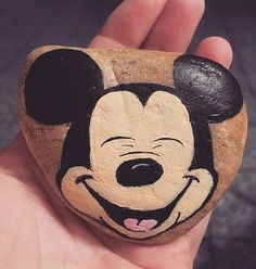 Laughing Mickey or add a little more detail to make it Minnie