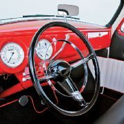 1954 Chevy Pickup Steering Wheel