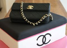 Chanel cake anyone?