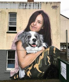 by Taker One #Streetart #Street #Art #Mural #realistic #Graphic #Artist