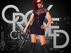 Now #Crowdfunding on #Kickstarter -Crooked City by Kris Michael — Experienced Team - Game Looks Awesome!!