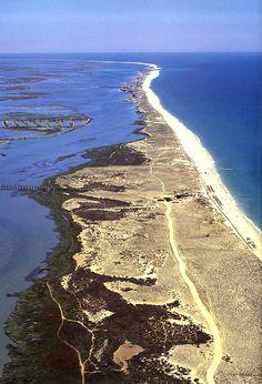Parque Natural da Ria Formosa, Algarve
