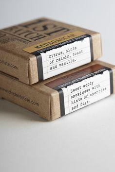 DV Artisan Chocolate First Batch — The Dieline - Package Design Resource