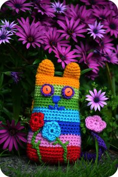 Crochet Cat: The Green Dragonfly tuorial