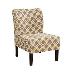 Signature Design by Ashley Honnally Gunmetal Accent Chair - Overstock Shopping - Great Deals on Signature Design by Ashley Living Room Chairs