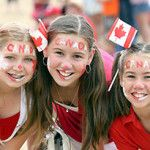 Canada Day in Oshawa! Join the Fun! Happy Birthday Canada, Canada 150, Local Attractions, Photo Galleries, Activities, Celebrities, Face, Painting, Join