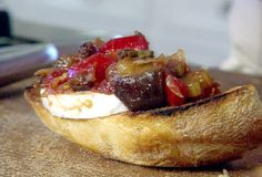 Food Network invites you to try this Caponata Picnic Sandwiches recipe from Giada De Laurentiis. auntylynisa