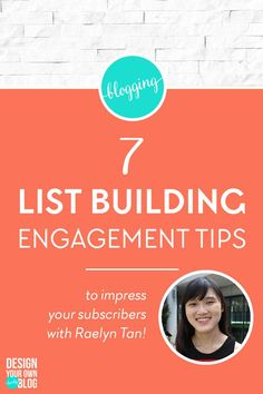 7 List Building Enga