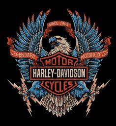 Harley Davidson Logo, Harley Davidson Kunst, Harley Davidson Tattoos, Harley Davidson Pictures, Harley Davidson Wallpaper, Motor Harley Davidson Cycles, Harley Davidson Motorcycles, Pinstriping, Harley Tattoos