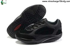 New Women MBT Maliza Shoes Deep Black Fashion Shoes Shop