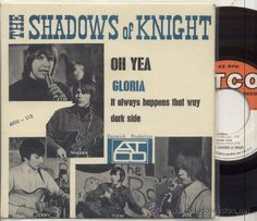 EP 45 RPM / THE SHADOWS OF KNIGHT / OH YEA