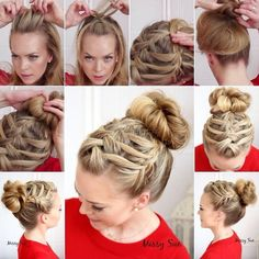 Super Cute French Braid Hairstyles