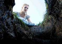 Mia Wasikowska stars as Alice in Walt Disney Pictures' Alice in Wonderland (2010)