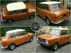Pretty Cool, How To Look Pretty, Classic Mini, Classic Cars, The Wolseley, Automobile, Mini Clubman, Bmw, Hornet