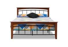 Kirsty Double Bed. | Super A-Mart