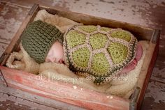 Turtle Body Hat/Cape  Great photography prop by CraftyGirlsofAvon, $32.00  How cute is this?!