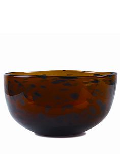 Tortoise shell I one of my favorites! This is a beautiful bowl, I would fill it with potpourri or a candle, and put it in the living room, with some other, various sized tortoise shell pieces I have.  Lauren, by Ralph Lauren Safari Salad Bowl