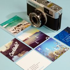 Mixed-Shots -  Business-Cards - Square BC instagram images - s