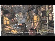 Le clan chez les Iroquoiens vers 1500 - YouTube