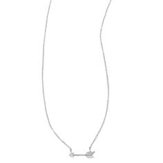 "Follow Your Arrow with the ""Straight Shooter"" Sterling Pendant~ https://www.chloeandisabel.com/boutique/klk#54010"