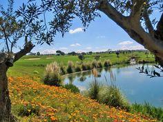 Hole13, Son Gual, Golf Mallorca