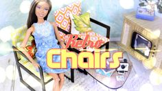by request: Check out these Fabsome Retro Doll Chairs ... Perfect for your Retro Television Craft! Support My Froggy Stuff on Patreon: https://www.patreon.co...