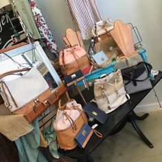 Stylish / GORGEOUS / Must Haves  Love our selection of purses clutches backpacks & wallets!  Stop by for your favorite or give us a call to order ship! . . 1030-530 200 Bell Lane WM 318.884.7467 #thefleurtygingerboutique #northlouisianasplussizeheadquarters #shoplocal #shoptfgb #sweetsummertime @thefleurtygingerboutique